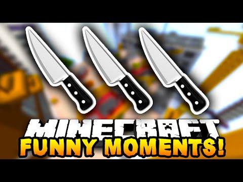 Minecraft MIKE MYERS! #1 (Funny Moments!) w/ PrestonPlayz & Friends!