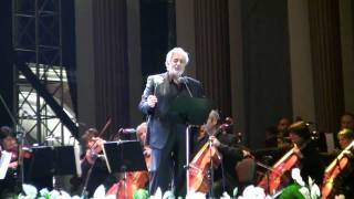 Placido Domingo in Batumi ბესამე