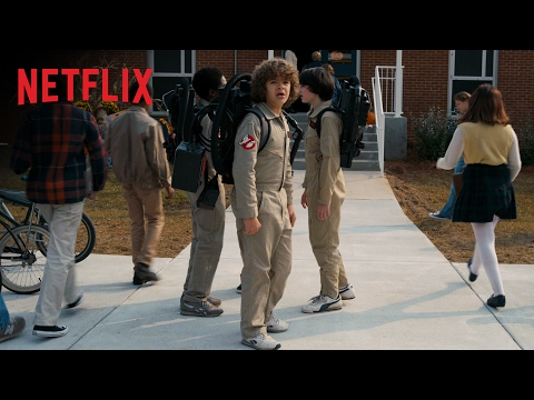 Stranger Things 2 - Advertentie Super Bowl 2017