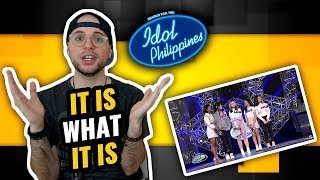 Rated PG - Born This Way | Theater Round | Idol Philippines | MUSIC PRODUCER REACTION