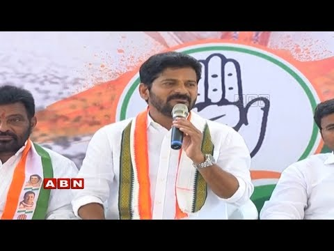 Revanth Reddy Press Meet on CM KCR Comments || ABN Telugu