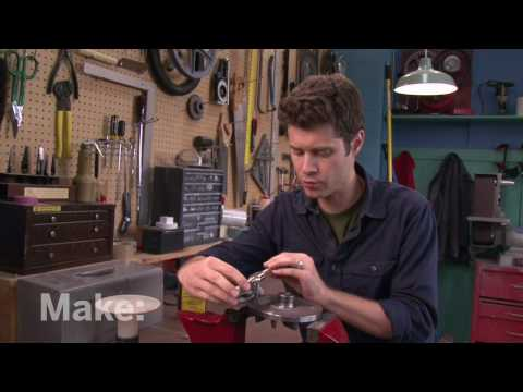 Maker Workshop - Wind Power Generator on MAKE: television