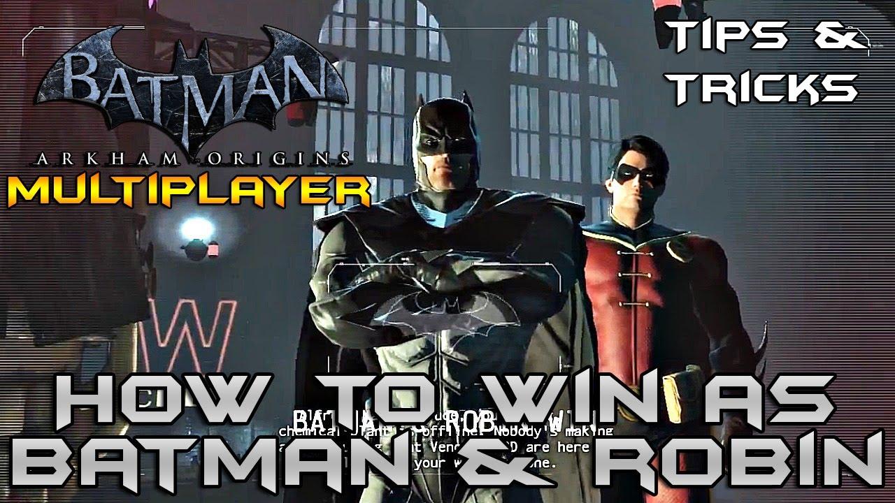 Batman Arkham Origins ...