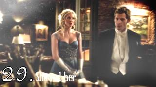 57 reasons to ship Klaus and Caroline