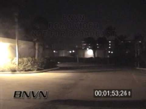 9/25/2004 Hurricane Jeanne, Cocoa Beach Florida Video