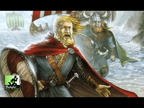 Vikings Gameplay Runthrough