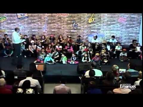 Musical   Legado de Amor (Coro Infantil) - 14/12/2014 (Noite)