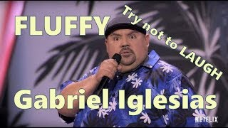 Try Not To Laugh (best of Gabriel Iglesias FLUFFY stand up edition)