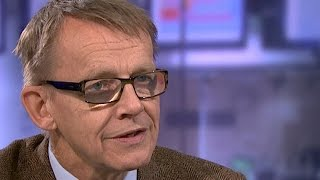 Hans Rosling on why most of the world is better off than you think
