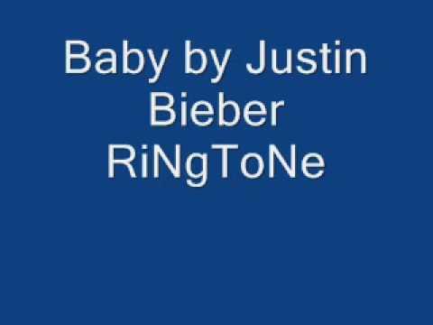 Baby- Justin Bieber Ringtone