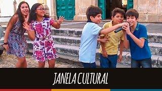 Janela Cultural   Revista Eletrônica 2016   6º ano G