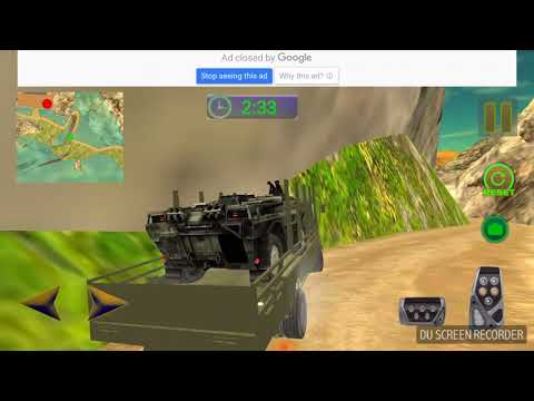 US OFFROAD ARMY Transportwr Game Android GamePlay 2018