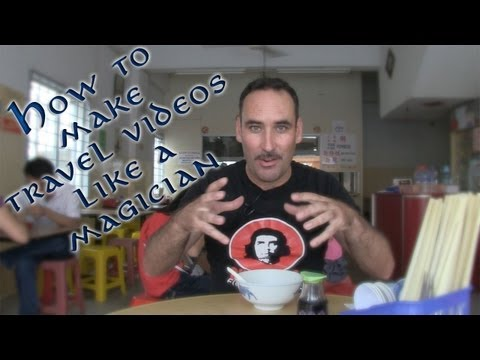 How to make Travel Videos, like a ...