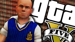 GTA V PC - Virou BULLY? (MODS)
