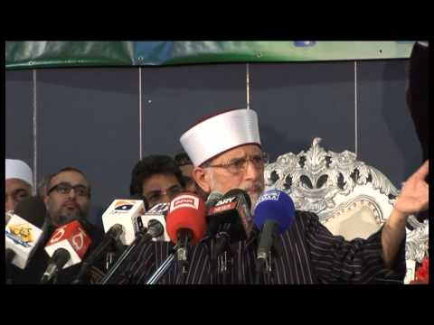 Birmingham Conference Of Dr Tahir Ul Qadri, 4 May 2013 video