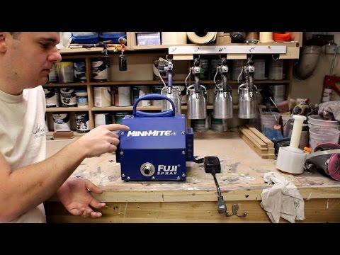 Benefits Of An Hvlp Spray Gun Woodworkers Guild Of