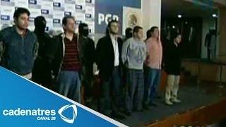 Detienen a Serafín Zambada, hijo del narcotraficante Ismael El mayo Zambada