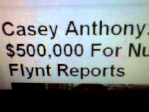 Casey Anthony Offered $500000 For Photos Hustler Magazine News