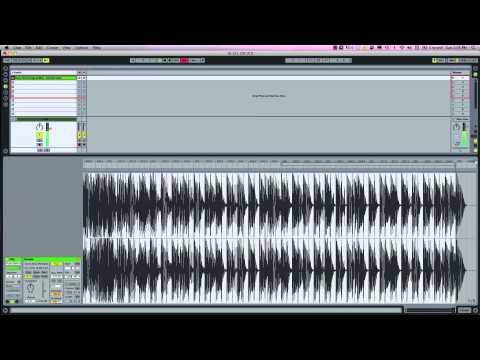 Ableton Tutorial: Warp Tracks Like A Boss