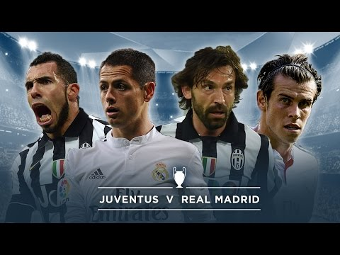 JUVENTUS v REAL MADRID | #FDW UCL PREVIEW