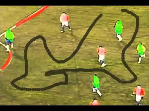 Soccer Field Texture Subtraction