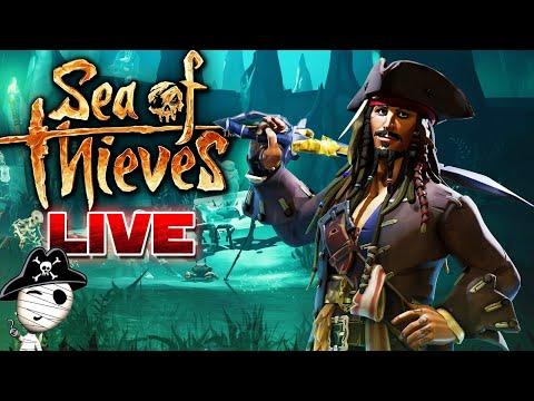 Das neue Fluch der Karibik Update! 🏴☠️ 🔴 Sea of Thieves // Xbox Livestream