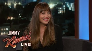 Dakota Johnson Had No Problem Confronting Her Neighbors