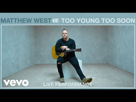 Matthew West - Too Young Too Soon (Live Performance) | Vevo