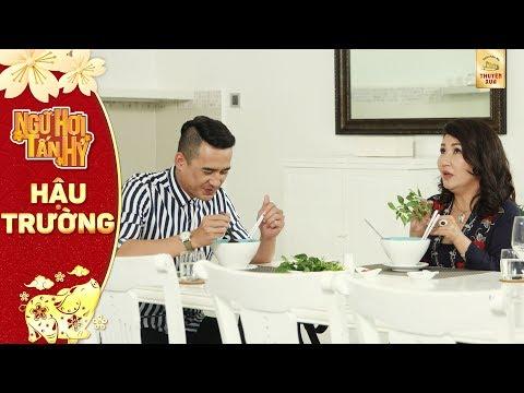 Ngũ Hợi Tấn Hỷ | Hậu trường: Ngân Quỳnh, Lương Thế Thành