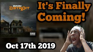 Eminem New Album! Release DATES 2019! (Possible) [Official]