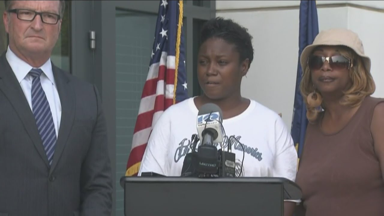 William Chapman's mother speaks at Portsmouth news conference