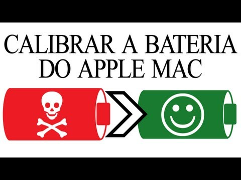 COMO CALIBRAR A BATERIA DO SEU NOTEBOOK APPLE (MACBOOK. AIR E PRO) 【HD】