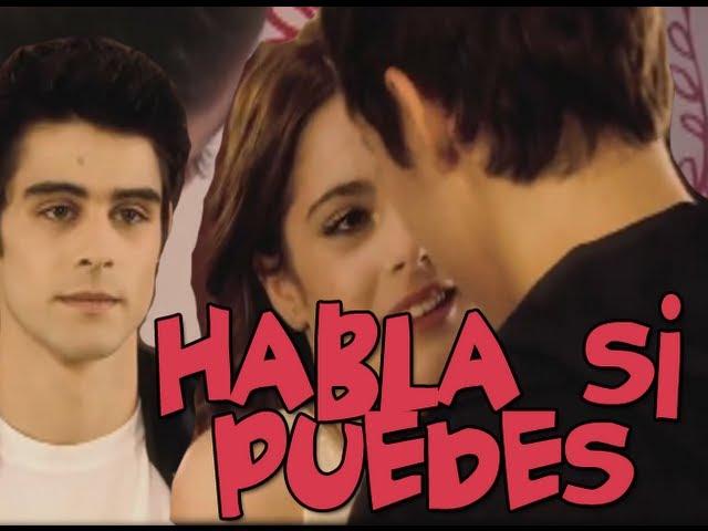 Violetta - Habla si Puedes letra (Video Oficial)