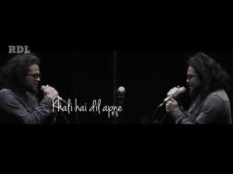 Dilnawaz|The Local Train (Lyrics Status Video)