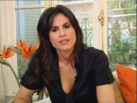 Gabriela Sabatini Eurosport Interview Part 1