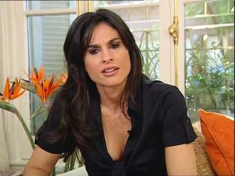 Gabriela Sabatini Eurosport Interview Part 1