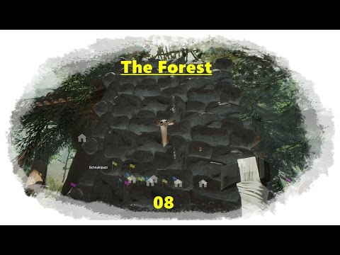 The Forest Let´s Play YouTuber Pirvat - Richtig Sido Alter  [Deutsch][08]