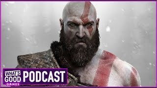 God of War Spoilercast [SPOILERS] - What's Good Games