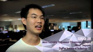The Ubisoft Graduate Program – Gameplay Programming
