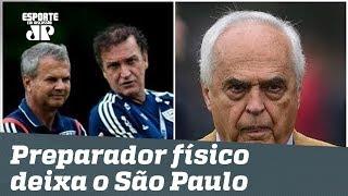 Agora vai? Preparação física do São Paulo passa por MUDANÇA importante!