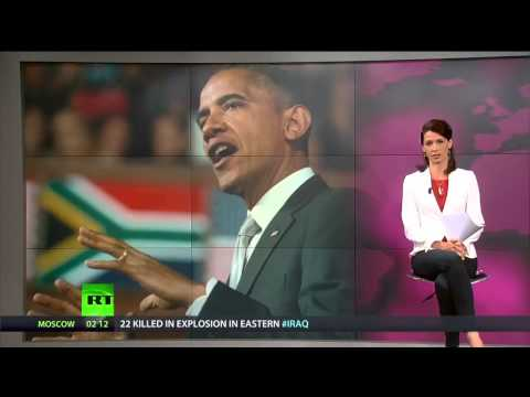 [195] Targeted for 9/11 Warning. Voting Rights for 'Some'. Obama's Mandela Hypocrisy