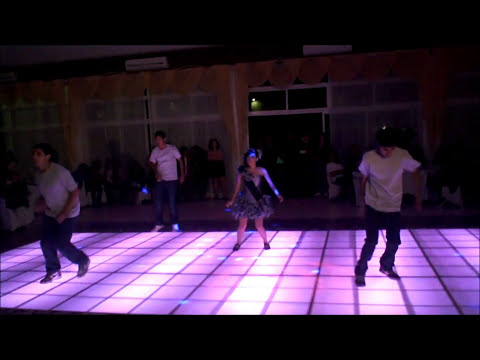 Baile Sorpresa Evelin XV