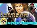 Goblin King Jareth's Backstory / Why Choose Sarah?  |  Labyrinth Theory