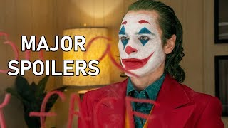 I've seen JOKER and it was...