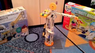 Nhóm robot các loại – người máy điều khiển từ xa – Remote control robot