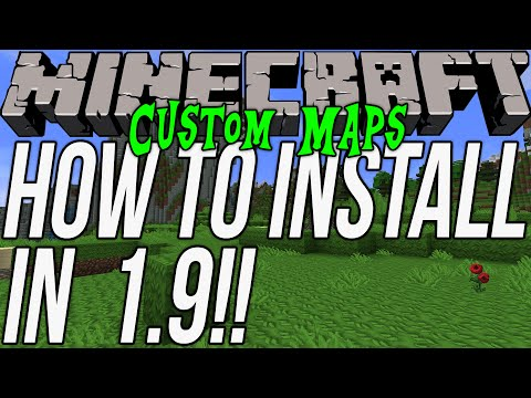 How To Download Minecraft Pe Maps No Computer