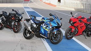 {WOW} This is Secret Suzuki GSXR1000 First Ride so Easy to Ride Review