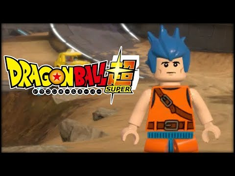 LEGO Marvel Superheroes 2 Dragon Ball Z! Customs!
