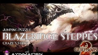 Jumping Puzzle – Blazeridge Steppes (Craze's Folly)