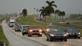 Floridians face dwindling options to escape Hurricane Irma
